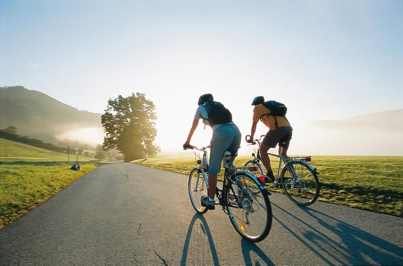 велопрогулка для оздоровления